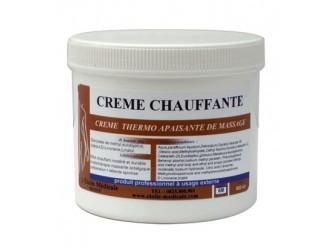 Crème chauffante