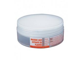 Masque crème aux extrait de plantes : pot de 100 ml