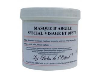 Masque d'argile spéciale visage et buste