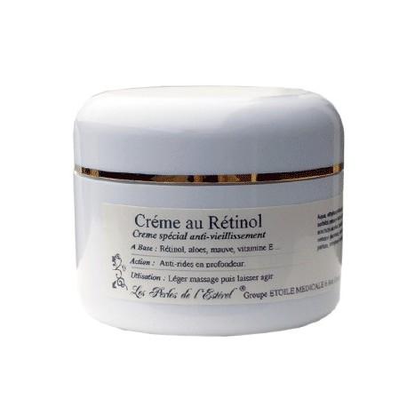 Crème au Rétinol
