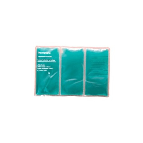 Compresses Therm@Gel Thermo/Cryo - la compresse / 3 compartiments