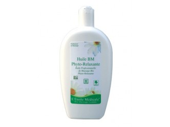 Huile BM Phyto-drainante : 500 ml