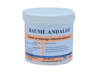 Baume Andalou Relaxant : 125 ml