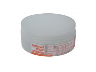 Masque crème aux extrait biologiques