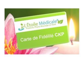 Carte de fidélité CKP