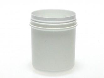 Flaconnage et pot vide: Pot de 100ml