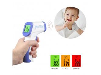 Thermomètre à infrarouge sans contact