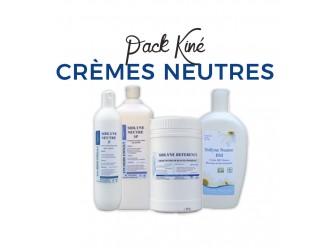 Pack Découverte Crèmes Neutres