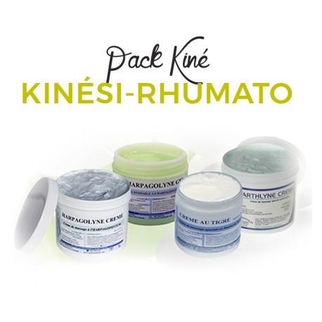 Pack Kinési-rhumato