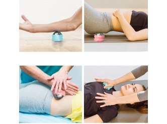 Boule de massage ( huile essentielle)